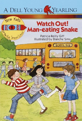 Eating Snake - Watch Out! Man-Eating Snake! (The New Kids of Polk Street School)