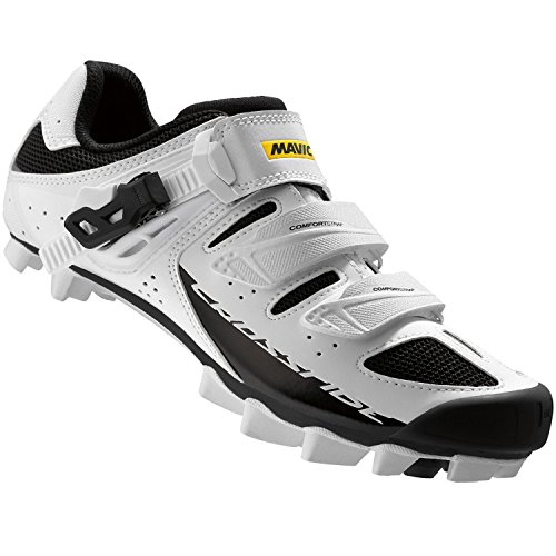 Mavic Crossride SL Elite Cycling Shoes - Women's White/Black/White, US 8.0/UK 6.5