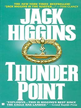 Thunder Point (Sean Dillon Book 2) by [Higgins, Jack]