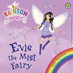 Rainbow Magic - The Weather Fairies: Evie the Mist Fairy