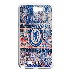 Yearinspace Chelsea Fc Samsung Galaxy Note 2 Case Chelsea Fc Champion For Women Protective, Samsung Galaxy Note 2 Case For Men, {White}