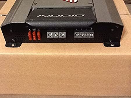 Amazon.com: Orion HCCA-D2400 High Current Competition Class D Mono (1 channel) 2400 Watts Amplifier: Car Electronics
