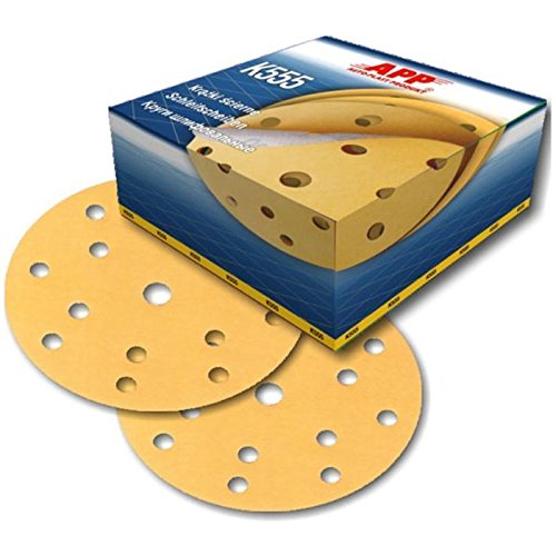 Klett P280 100 APP K555 15-Loch Schleifscheiben /Ø150mm