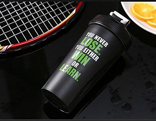 Protein Shaker Bottle 650ml