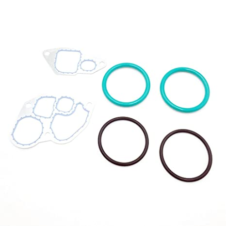 Sel Oil Cooler Gasket With O Rings For Ford  L Pretty Ford F