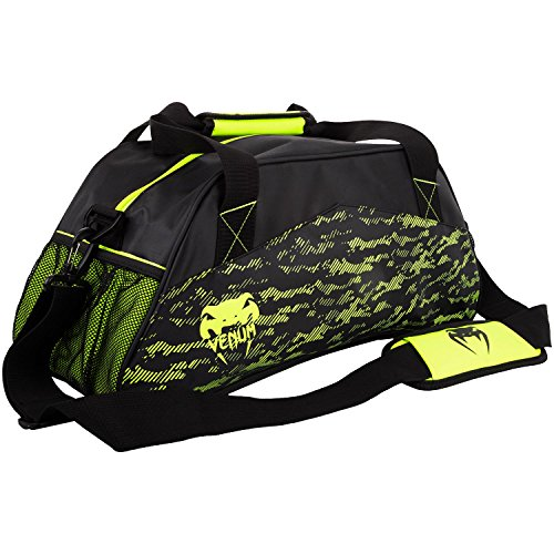- Venum Camoline Sport Bag, Black/Neo Yellow, One Size
