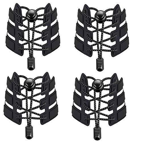 Udaily Shoelaces Adults Elastic Sneaker product image