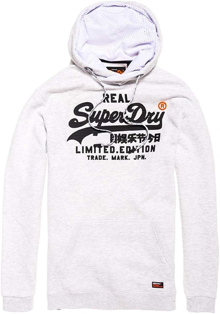 Superdry Vintage Logo Fero Hood Sweat Shirt À Capuche Sport