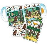 Paper Projects 01.70.29.008 Gruffalo Sticker Scene, Various
