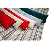 "Cintz Hammock Pillow, 26"" x 13"" , Red color"