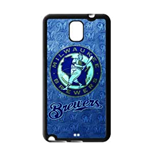 Milwaukee Brewers of MLBCase for Samsung Galaxy Note 3.