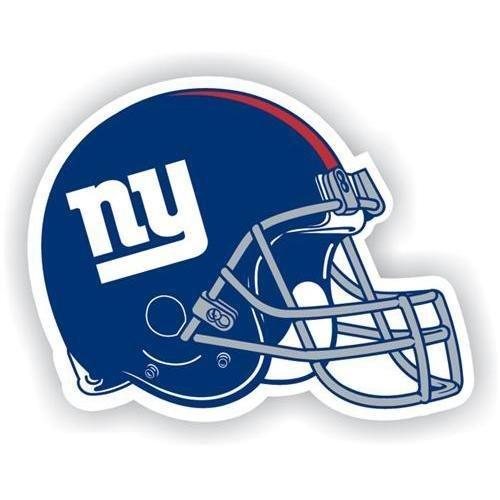 車磁石 – NFLフットボール – ニューヨークジャイアンツ   B006ANMMG6, ジョウトウク d6022010