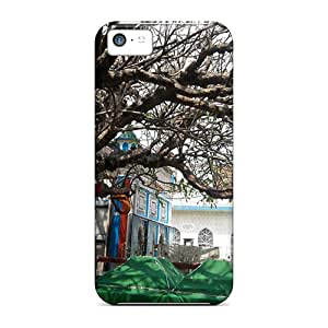 New Fashionable JamesDLaughlin KZPeNNd1327ykbhO Cover Case Specially Made For Iphone 5c(the Mazar Of Kodomrasul Fort)