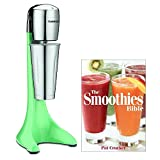 Cuisinart CDM-100G Classic Drink Mixer, Mint with Smoothie Recipe Book