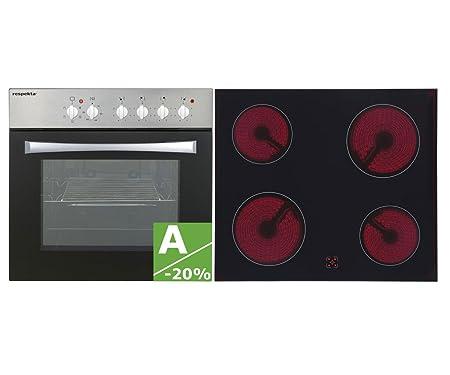 respekta KB220ESW- Bloque de Cocina (210 cm, vitrocerámica ...