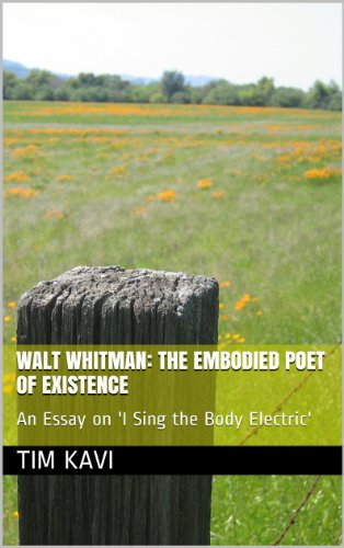 walt whitman i sing the body electric