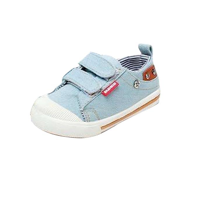 YanHoo Zapatos para niños Zapatos de Lona para niños Primavera y otoño Zapatos de bebé Zapatos de niño Niños Zapatos de Lona Primavera Otoño Zapatos de bebé ...