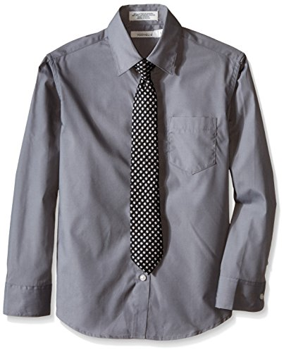 Perry Ellis Broadcloth Packed Shirt