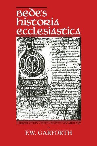 Bede's Historia Ecclesiastica