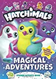 img - for Magical Adventures: Sticker Activity Book (Hatchimals) book / textbook / text book