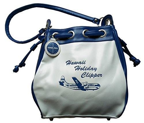 Pan Am Women Original Retro Vintage Cinch Bag by PANAM (Image #1)