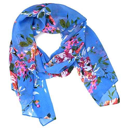 Tapp Collections Fashionable Soft Chiffon Scarf