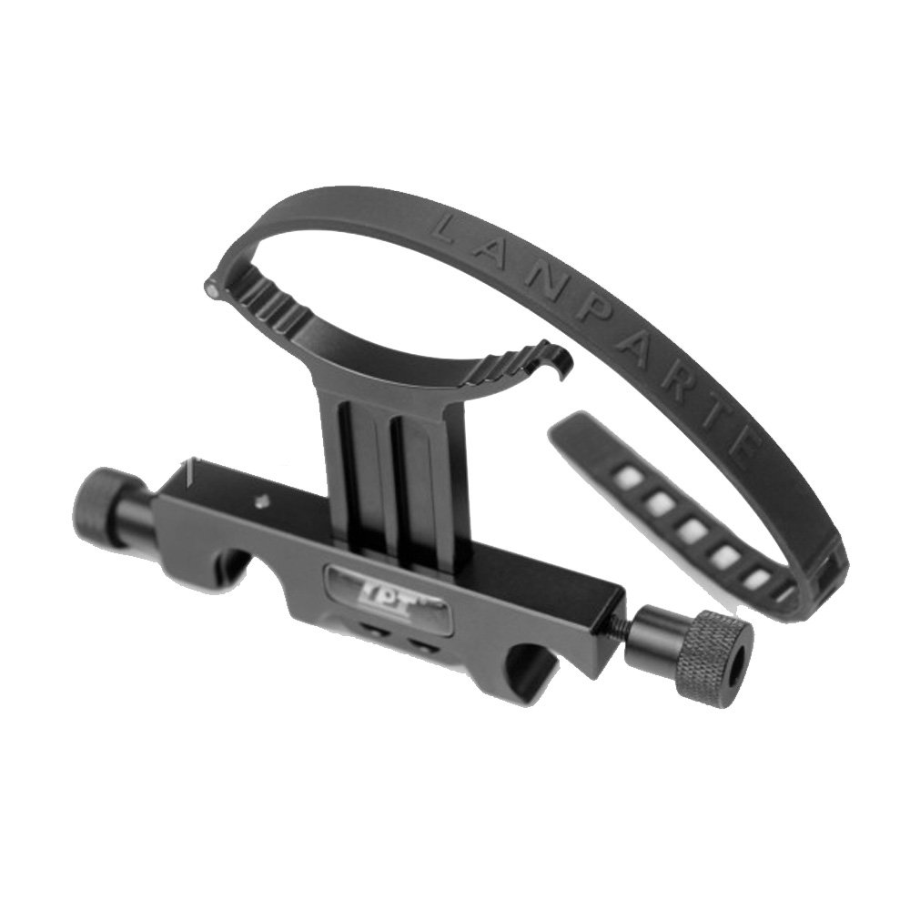 Lanparte TS-02 Lens Support with Quick Release for DSLR Blackmagic Cinema Camera BMCC