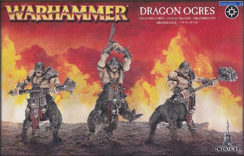 Warriors of Chaos: Dragon Ogres (Blades Of Chaos For Sale)