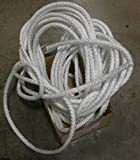 Pepperell Braiding 1/2'' Round Fiberglass Wicking (by The Foot)