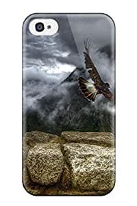 For Iphone 4/4s Fashion Design Mountain Earth Case-ZmcFzxG3698bGGBM