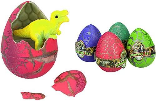 10 Pieza Dino Huevos Cera mágico Extremo Dinosaurios Huevos ...