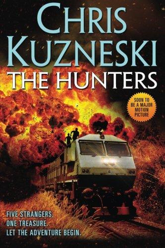 Hunters Chris Kuzneski product image