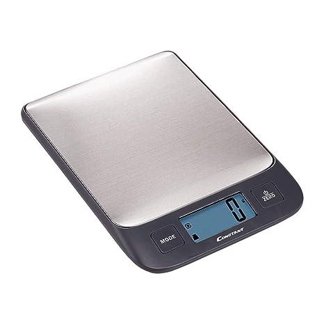 Cucsaist Básculas de cocina Básculas electrónicas Básculas digitales Básculas electrónicas de pesaje de la cocina del