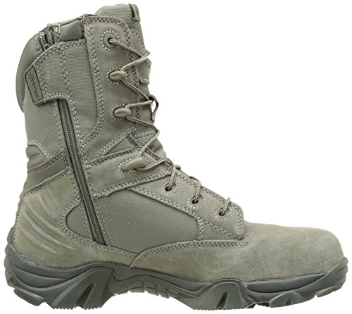 Comp 8 8 Sage M US Toe Gx 10 Men's Boot Zip Uniform Sage Sage Bates Inch xAYqaURw