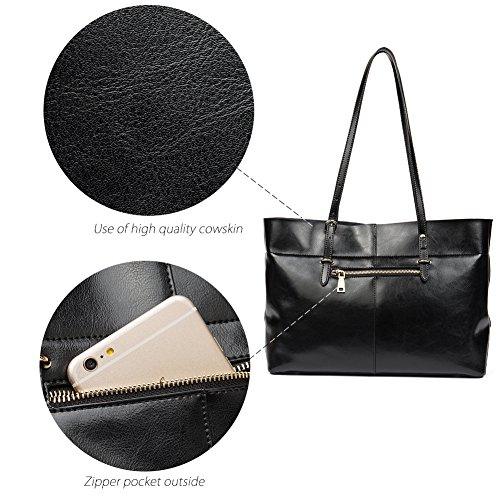 Bags Handbags Hobo cross Leather Totes NAWO Body Women's Top Handle black Purse Shoulder Cross HaPtA