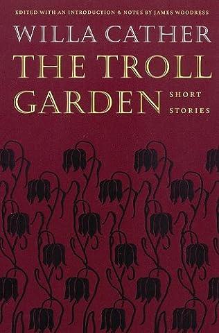 book cover of The Troll Garden