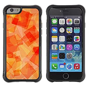 SHIMIN CAO@ Orange Yellow Orange Sun Warm Rugged Hybrid Armor Slim Protection Case Cover Shell For iPhone 6 Plus CASE Cover ,iphone 6 5.5 case,iPhone 6 Plus cover ,Cases for iPhone 6 Plus 5.5