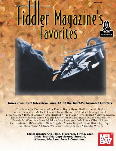 Fiddler's Magazine Favorites