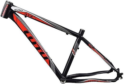 Wanlianer-Cycling Cuadro de Aluminio de Bicicleta de montaña ...