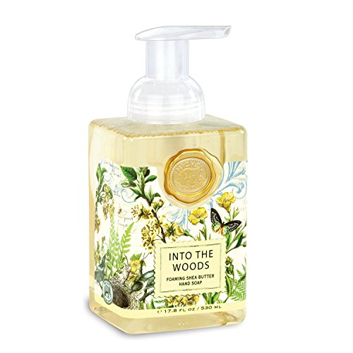 Michel Design Works Foaming Hand Soap, 17.8-Ounce, Into the Woods