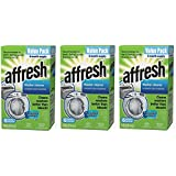 Affresh Washer Machine Cleaner, 3 Pack (6-Tablets, 8.4 oz)