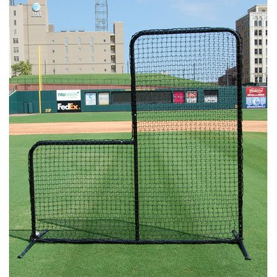 Trigon Sports ProCage Black Series L-Screen by Trigon Sports