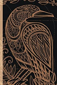 Sacred Crow Notebook: Journal | Sketchbook  (Sacred Notebooks) (Volume 3)
