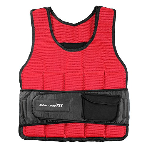 Bionic Body Adjustable and Removable Weighted Vest