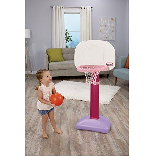 51 oKdy51CL - Little Tikes Easy Score Basketball Set (Pink) – (Amazon Exclusive)