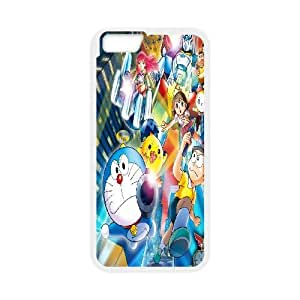 iphone6s 4.7 inch Phone Case White Doraemon WQ5RT7473527