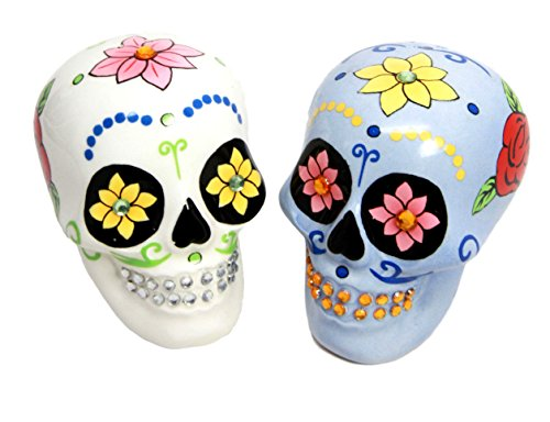 Day of The Dead Blue &