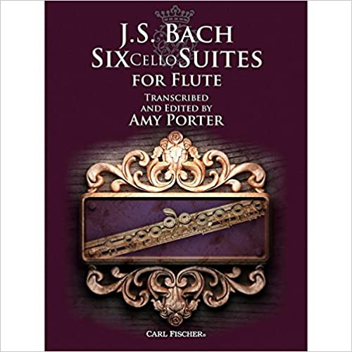 'OFFLINE' Carl Fischer J.S. Bach: Six Cello Suites For Flute Transcribed And Edited By Amy Porter. Granular rapidos fitbit Acceso Sabados Ultima andare