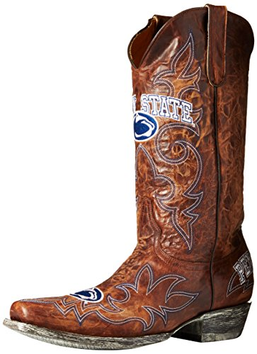 NCAA Penn State Nittany Lions Mens Gameday Boots Brass 6tnCC
