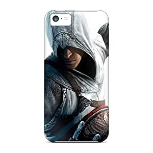 For Hladdy Iphone Protective Case, High Quality For Iphone 5c Assassins Creed Game Skin Case Cover
